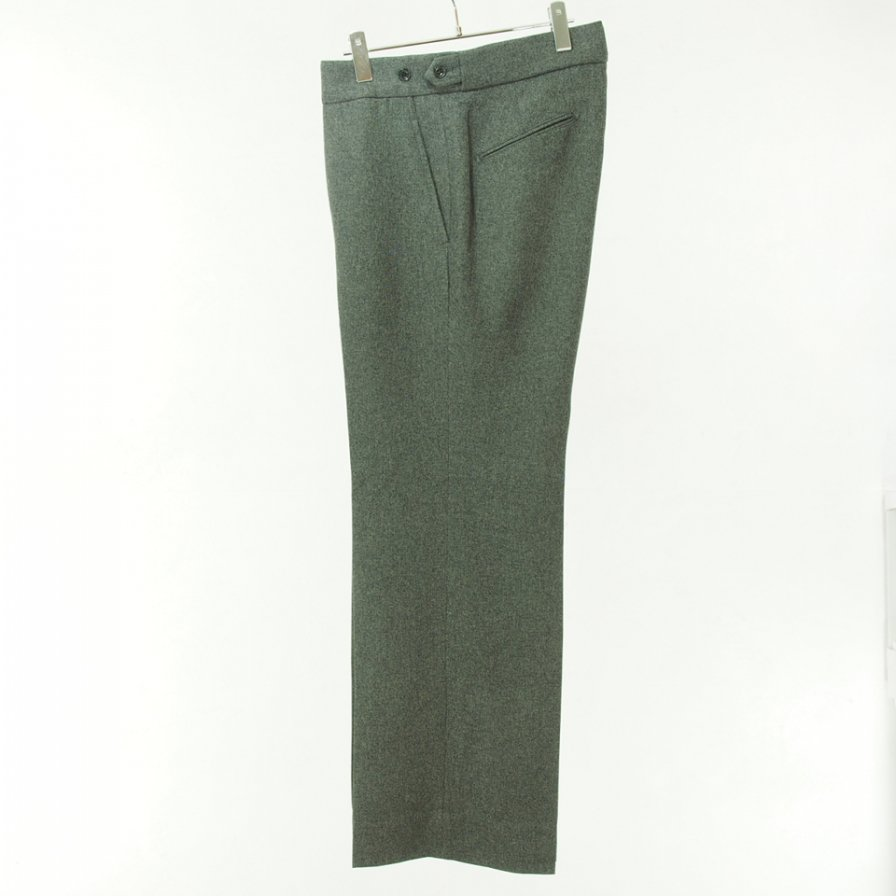 Needles ニードルズ - Side Tab Trouser - Poly Cloth - Grey