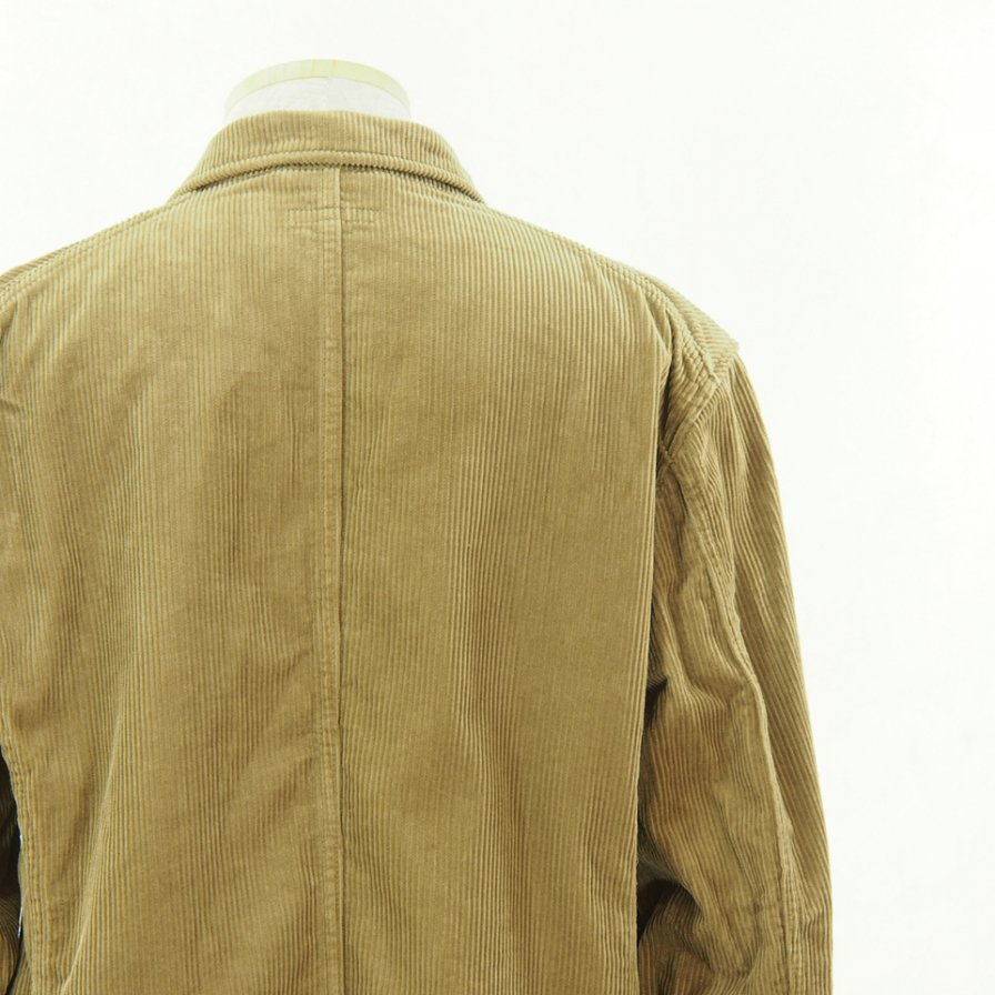 Engineered Garments エンジニアドガーメンツ - Bedford Jacket - 8W Cord - Khaki