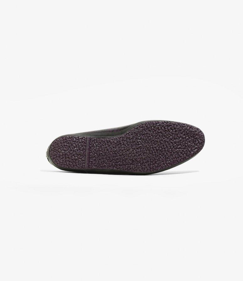 Needles ニードルズ - Sneaker Mule - Papillon PVC - Black