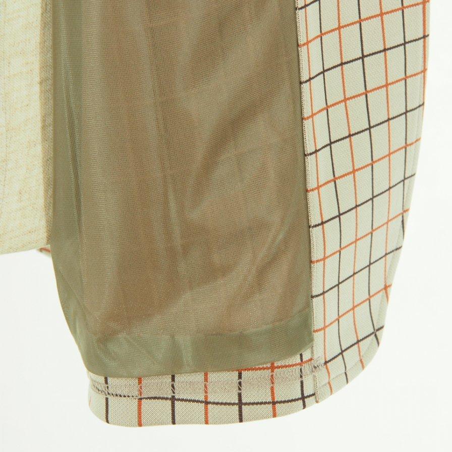 Needles ニードルズ - 2B Jacket - Poly Jq. - Plaid