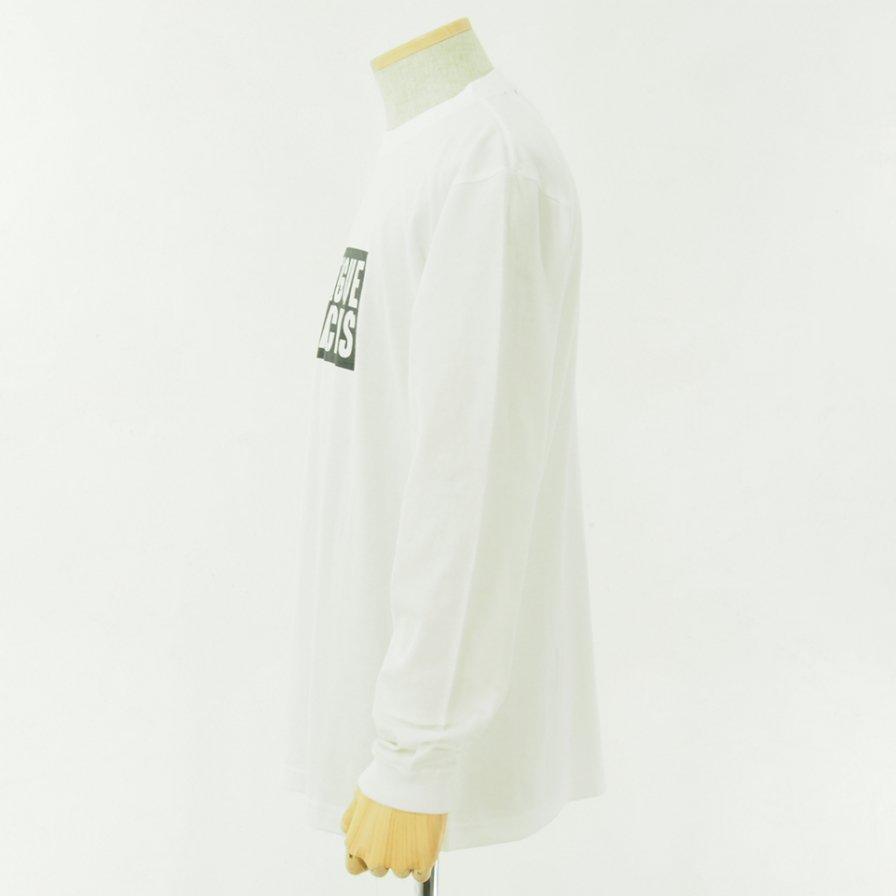 CORONA Fatigue Slacks - コロナ ファテーグスラックス - Lable Design Tee - White