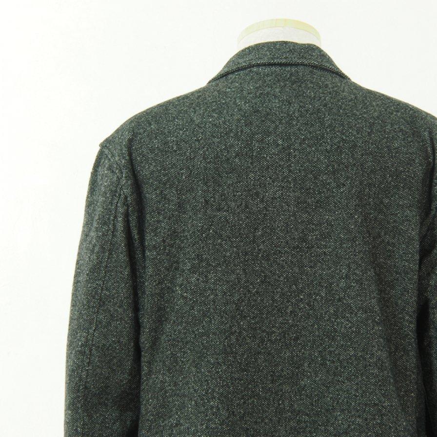 Engineered Garments エンジニアドガーメンツ - NB Jacket -  Blend Homespan - Grey