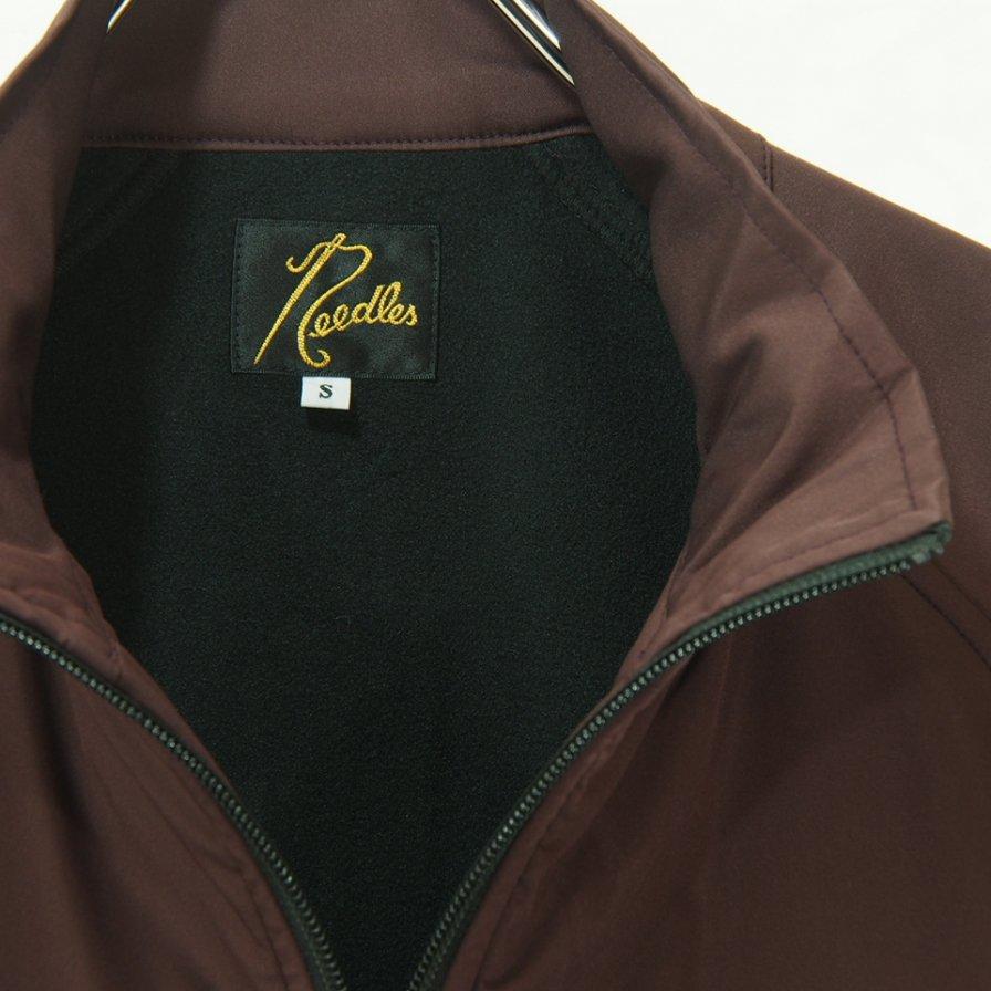 Needles ニードルズ - Jog Jacket - Poly Taffeta - Bordeaux