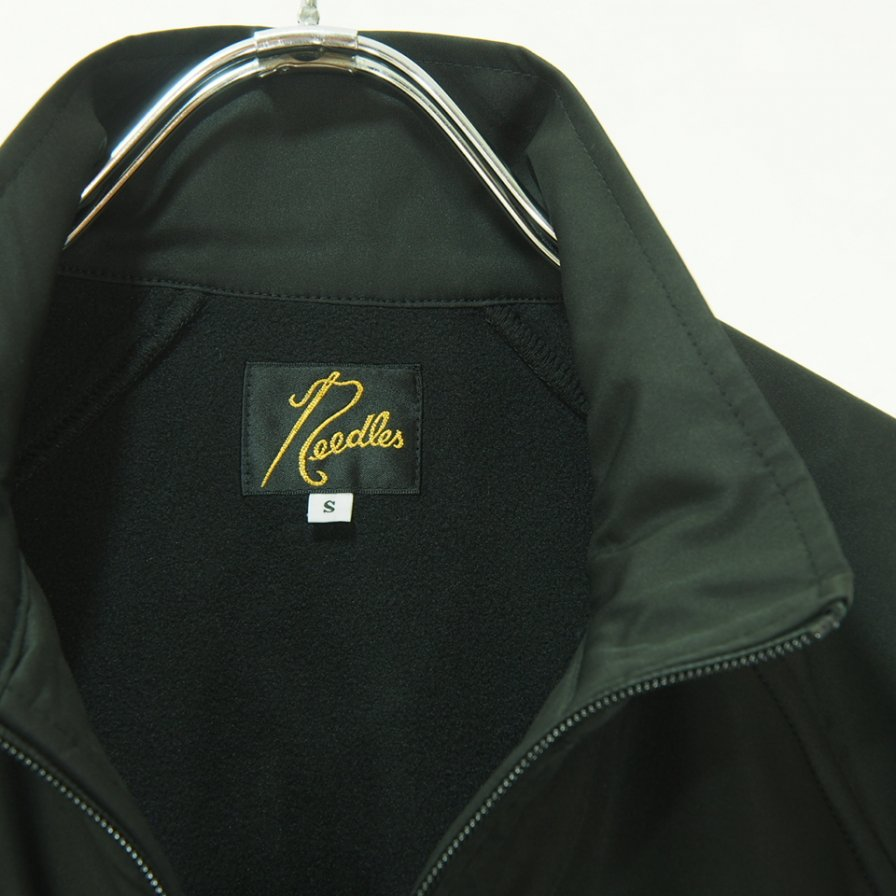 Needles ニードルズ - Jog Jacket - Poly Taffeta - Black