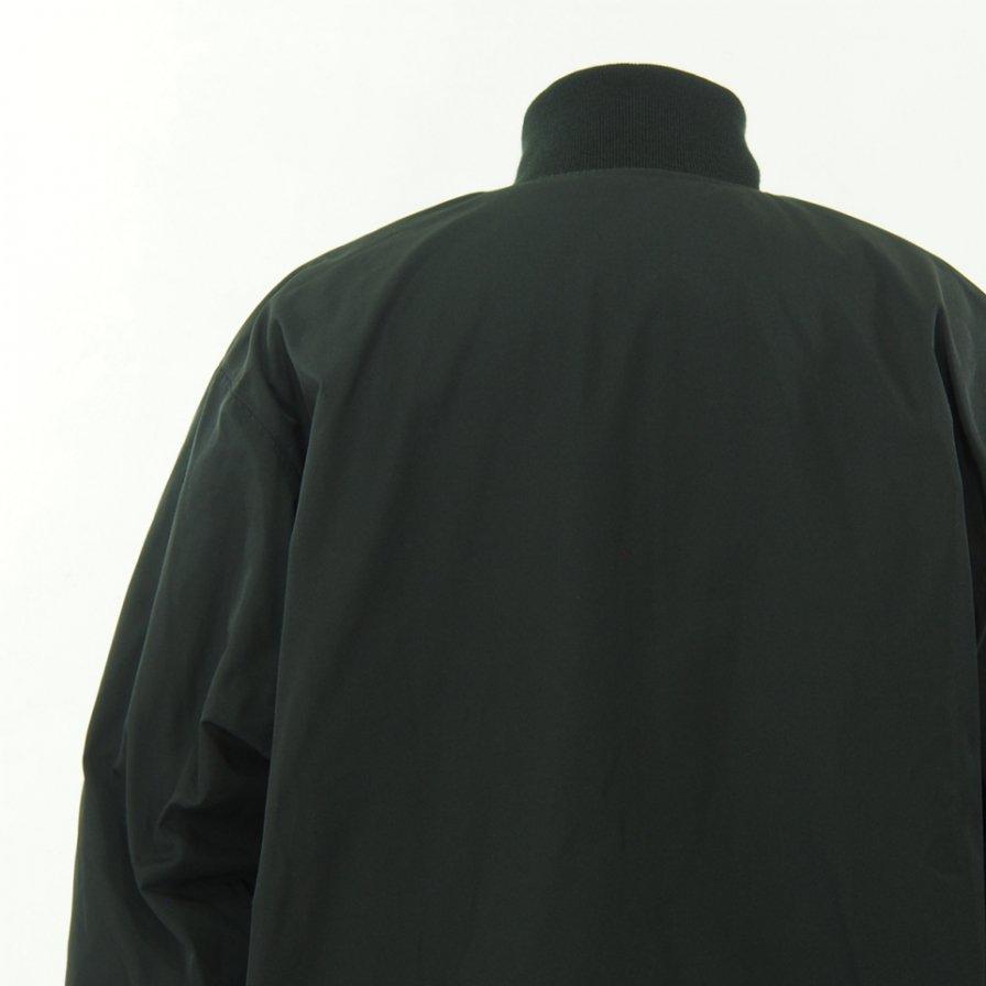 the conspires コンスパイアーズ - Leo Shearling Coat Reversible - Black