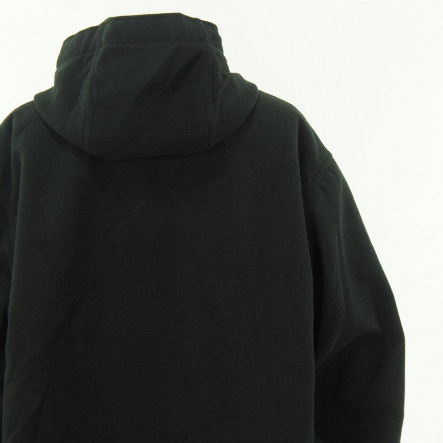 Engineered Garments エンジニアドガーメンツ - Madison Parka - Fake Melton - Black