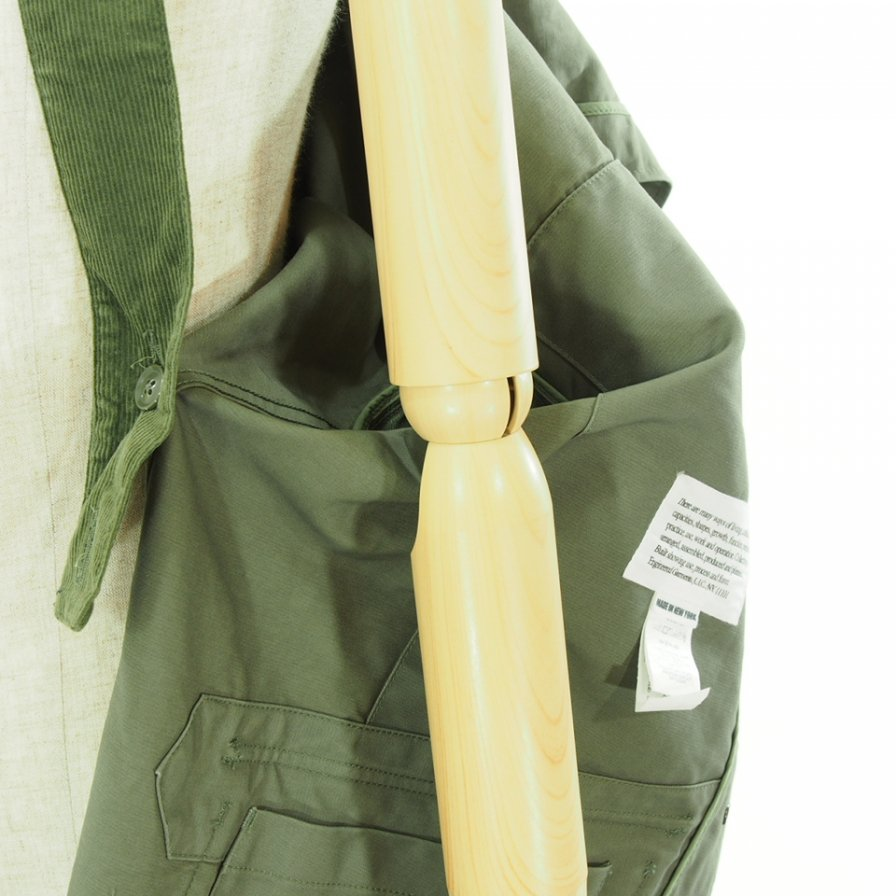 Engineered Garments エンジニアドガーメンツ - Madison Parka - Double Cloth - Olive