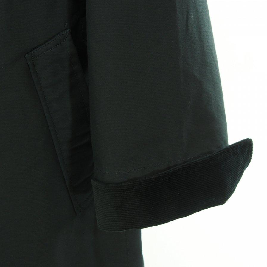Engineered Garments エンジニアドガーメンツ - MG Coat - Double Cloth - Black