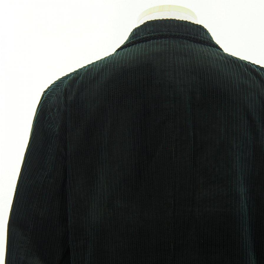 Engineered Garments エンジニアドガーメンツ - Newport Jacket - Hi Lo Cord - Black