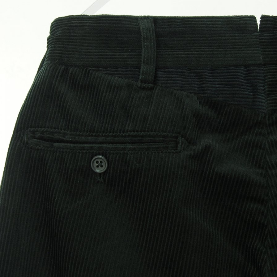 Engineered Garments - Andover Pant - 8W Cord - Black
