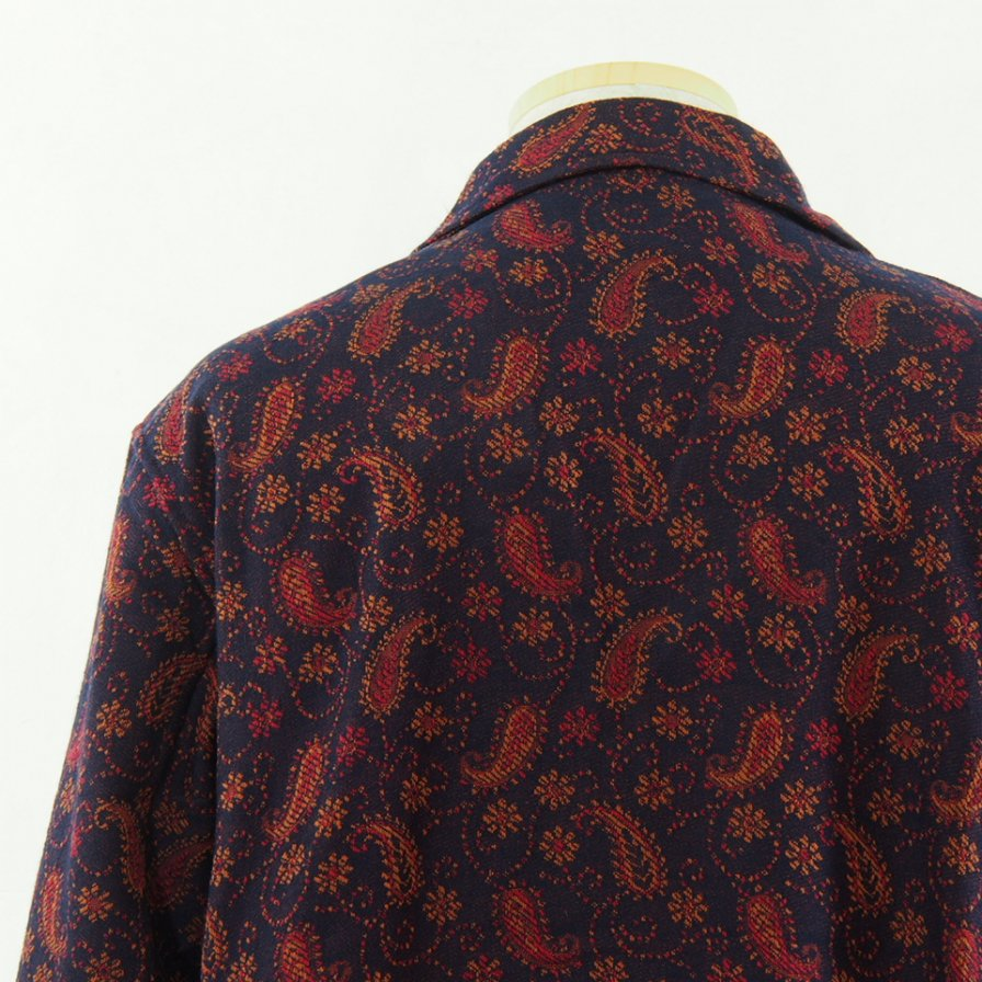 South2 West8 サウスツーウエストエイト - Pen Jacket - India Jq. - Paisley