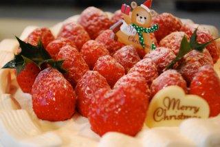 苺のショートケーキ20cm