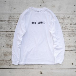 <img class='new_mark_img1' src='https://img.shop-pro.jp/img/new/icons43.gif' style='border:none;display:inline;margin:0px;padding:0px;width:auto;' />LONG SLEEVE TEE WHITE