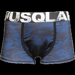 MUSQLAR 紺カモ (NAVY BLUE CAMO)