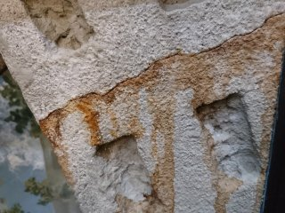 スタイロフォームを使って廃墟っぽいビルの塗り方