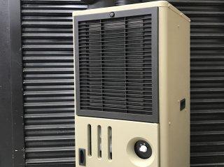 冷風機を塗装した事例 パートII