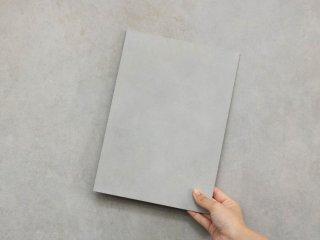 コンクリート風の塗り方がよくわかるA4サイズの見本板【次回使える500円OFFクーポン付】送料込(代引き、他の商品と同梱不可)