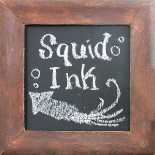 おしゃれな色の黒板塗料 TAKARAチョークボードペイント Squid Ink
