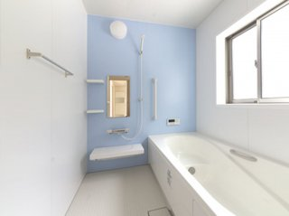 浴室壁(モルタル壁)の塗り方