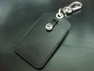 【TRANSCORE】 TSC Leather Card Holder