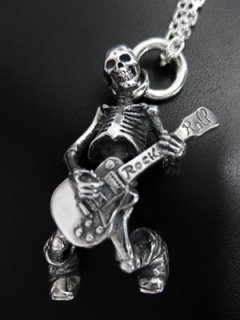 【CP-1048】【CRAZY PIG】 TILL DEATH / GUITAR SKELETON