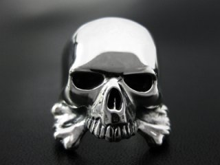 【CP-1002】【CRAZY PIG】 SMALL EVIL SKULL AND BONES