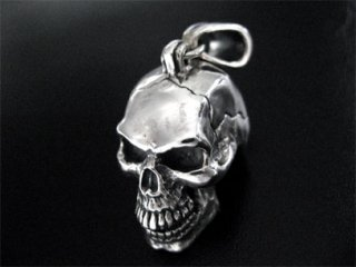 【CRAZY PIG】#048  Large Skull (Hinged) ラージスカル