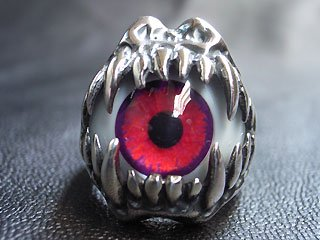 【JMA-103】TUSK EYE RING