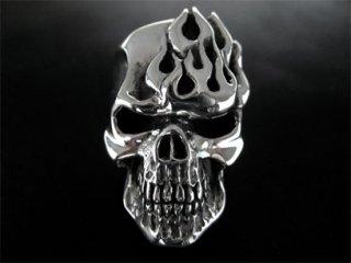 【TRANSCORE】 Grudge Skull Ring