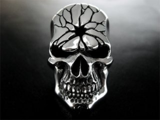 【TCR-033】【TRANSCORE】 Crush Skull Ring