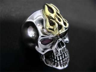 【TCR-009GFR】 Grudge Skull Ring GFR
