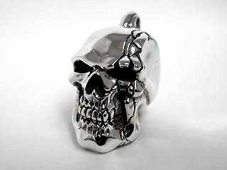 【TCP-019】【TRANSCORE】 Cracked Skull Pendant top