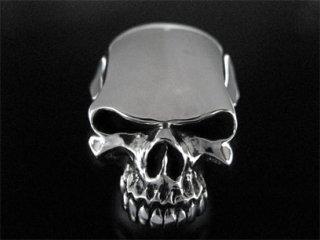 【TRANSCORE】 Heavy TSC Skull Ring