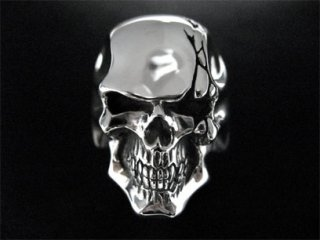 【TCR-030】【TRANSCORE】 Cracked Skull Ring