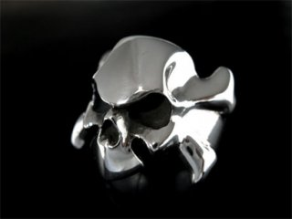 【TCR-028】Poison Skull Ring