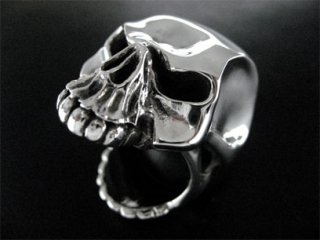 【TCR-025】Binding Skull Ring