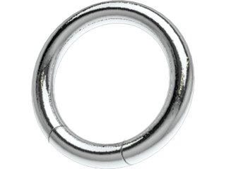 【SSR-10G】Smooth Segment Rings 10G