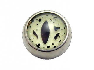 【XRE】Titanium Reptile Eye Glo-Ball