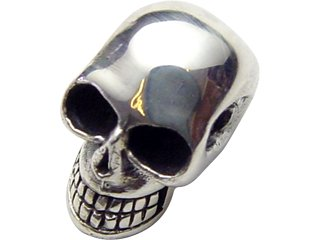 【SKU】Silver Clip-in Pieces(Skull)
