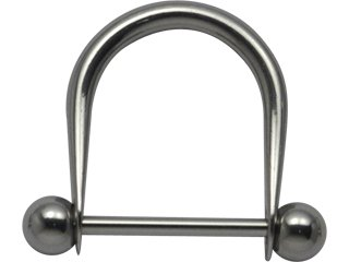 【BAS-14G】Barbell and Stirrup