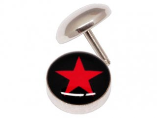 【SMP-02】Steel Mirage Plugs - red star
