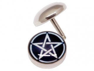 【SMP-06】Steel Mirage Plugs - pentagram