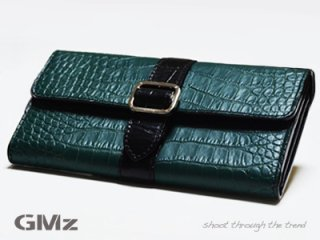 【GMz】 CHK Buckle Band Wallet