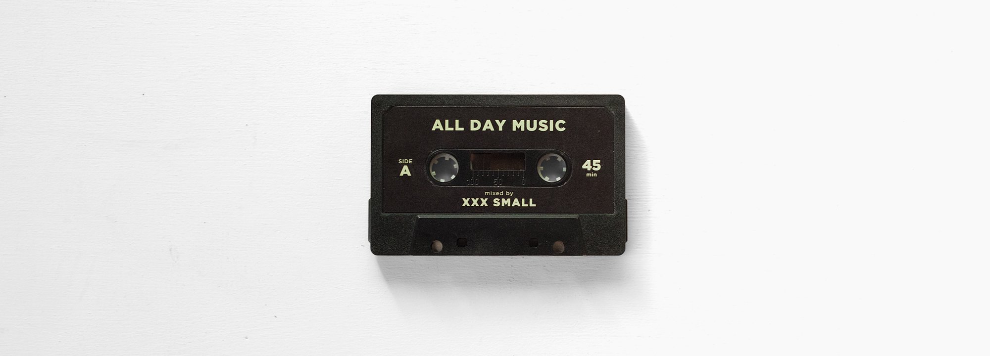 "【BROS限定】DL Mix ""ALL DAY MUSIC #1"" Mixed by XXXSMALL"