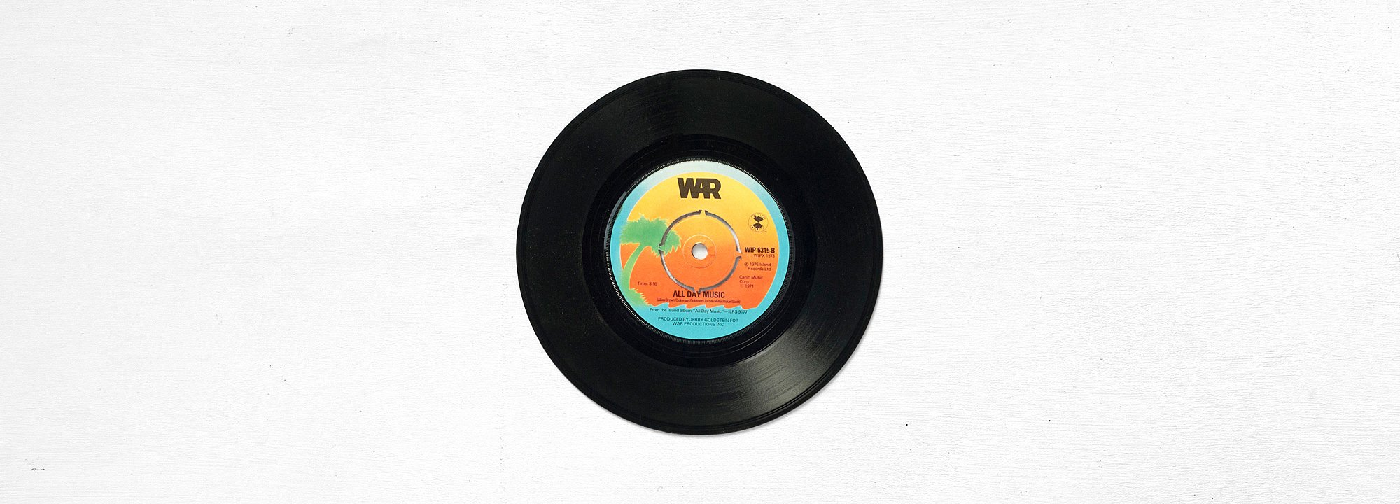 Summer / All Day Music : War