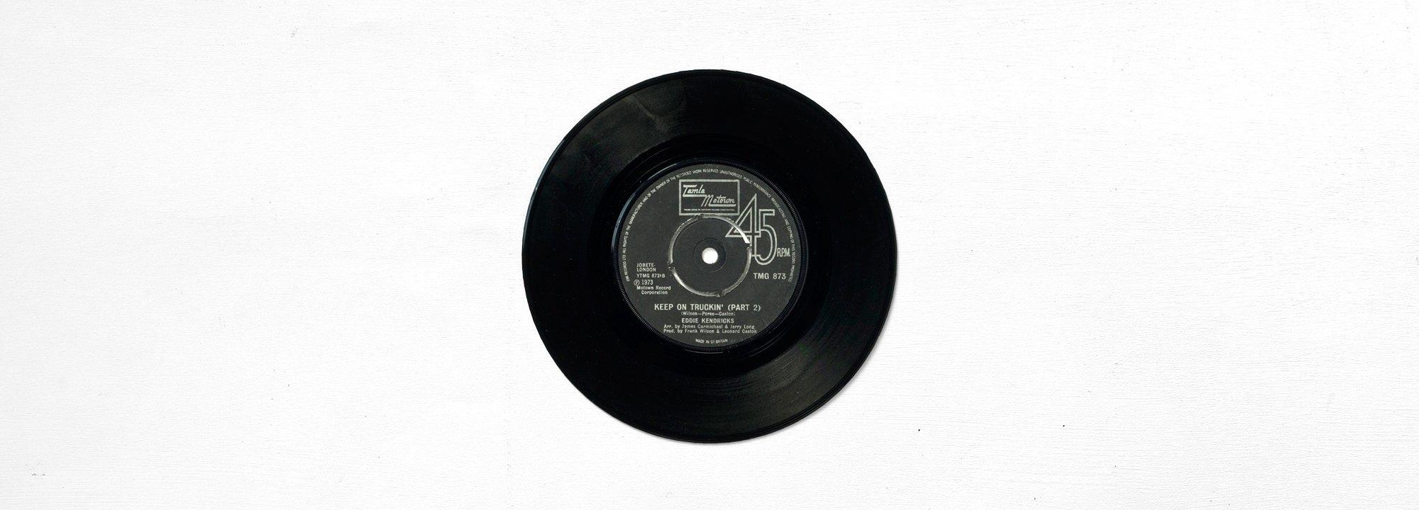 Keep On Truckin' : Eddie Kendricks