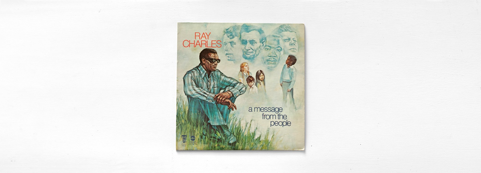 A Message From The People : Ray Charles