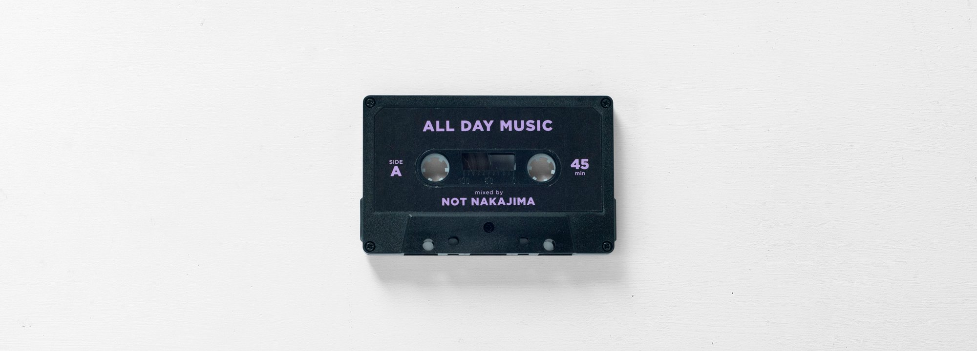 "【BROS限定】DL Mix ""ALL DAY MUSIC #2"" Mixed by NOT NAKAJIMA"