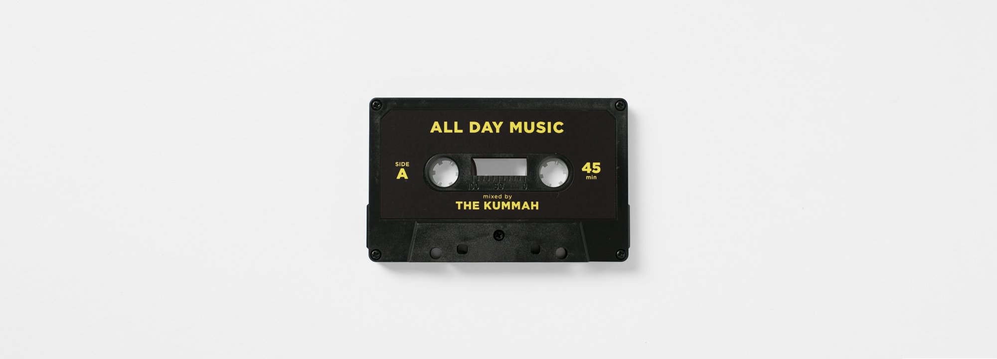 """ALL DAY MUSIC #3"" Mixed by THE KUMMAH"