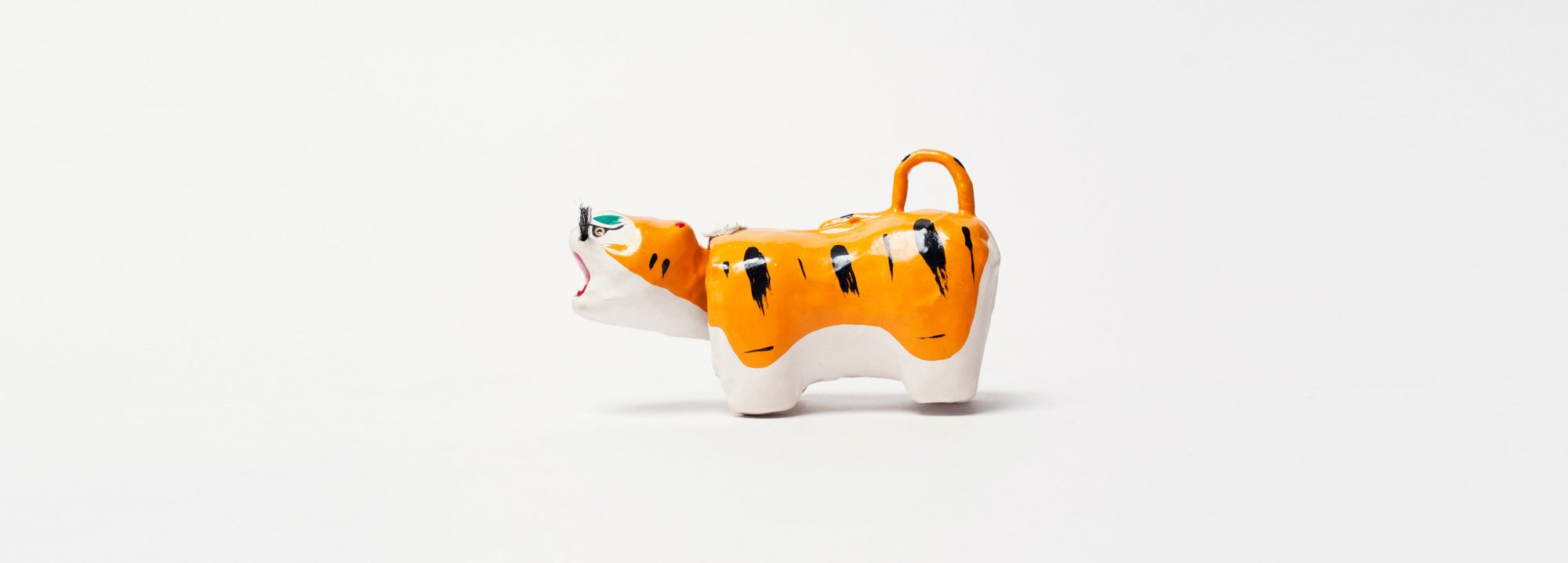 Vintage Object : Hariko Tiger